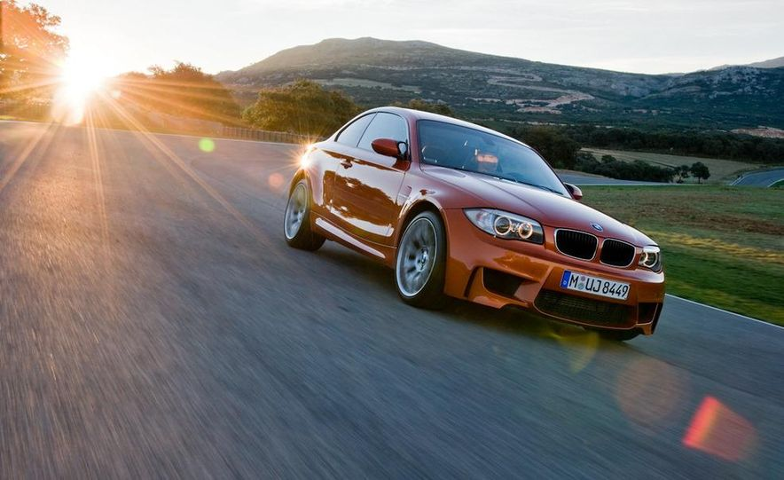 2011 BMW 1-series M coupe - Slide 40
