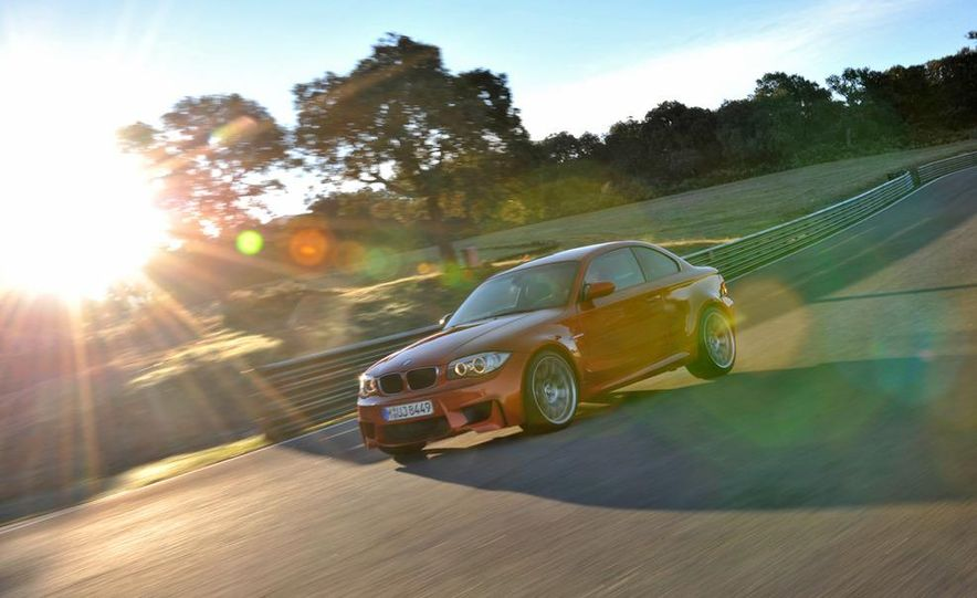 2011 BMW 1-series M coupe - Slide 41