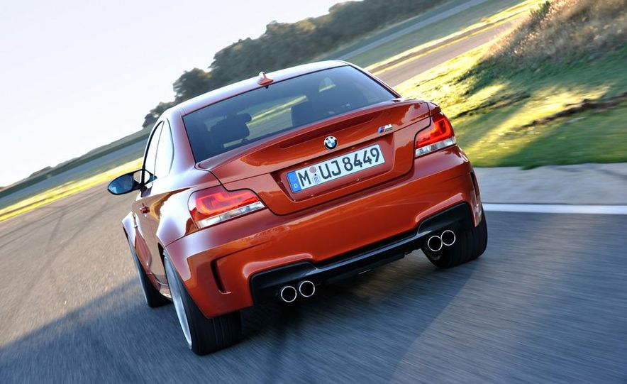 2011 BMW 1-series M coupe - Slide 42