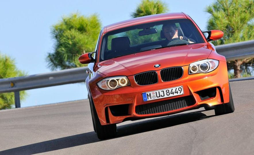 2011 BMW 1-series M coupe - Slide 43