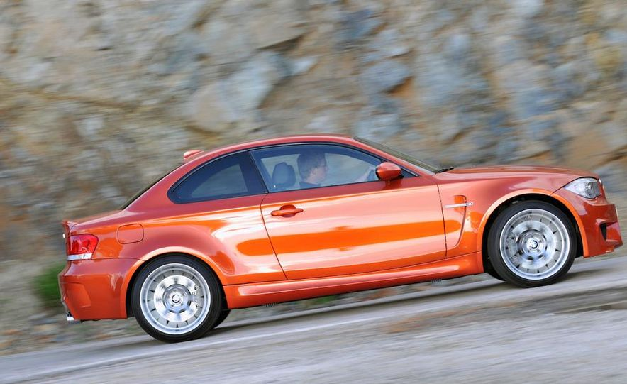 2011 BMW 1-series M coupe - Slide 44