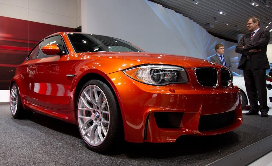 2011 BMW 1-series M coupe - Slide 10