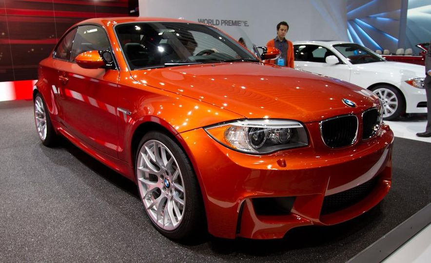2011 BMW 1-series M coupe - Slide 11
