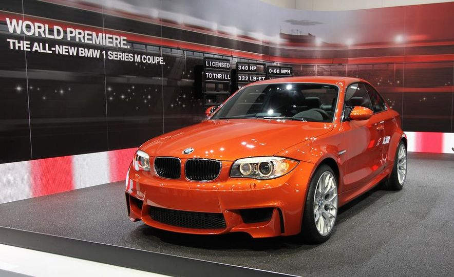 2011 BMW 1-series M coupe - Slide 21