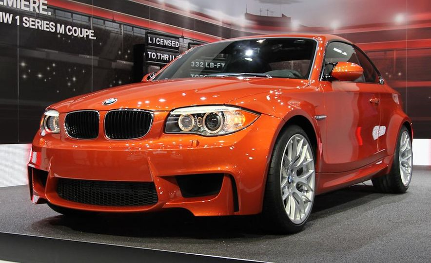 2011 BMW 1-series M coupe - Slide 2