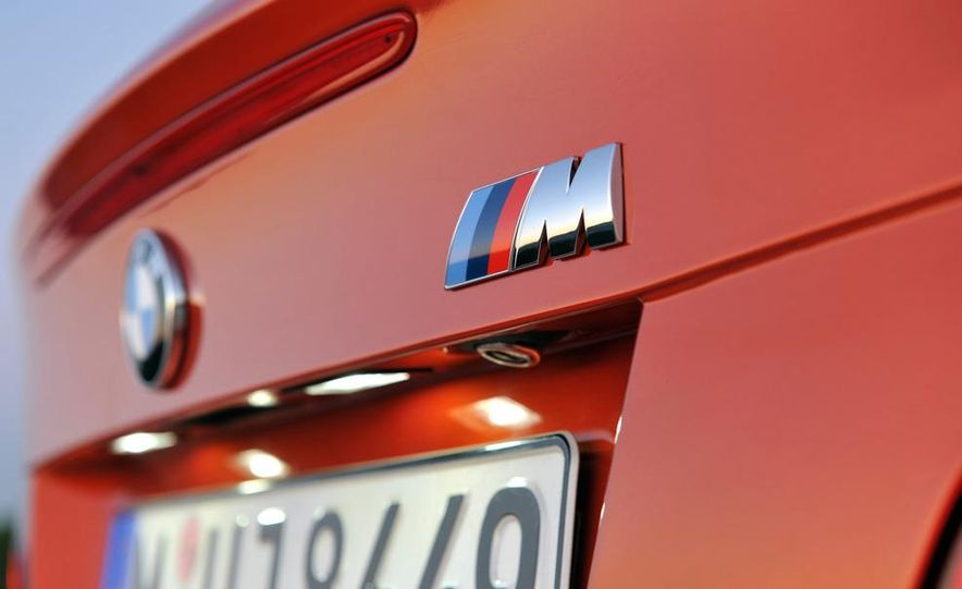 2011 BMW 1-series M coupe - Slide 51