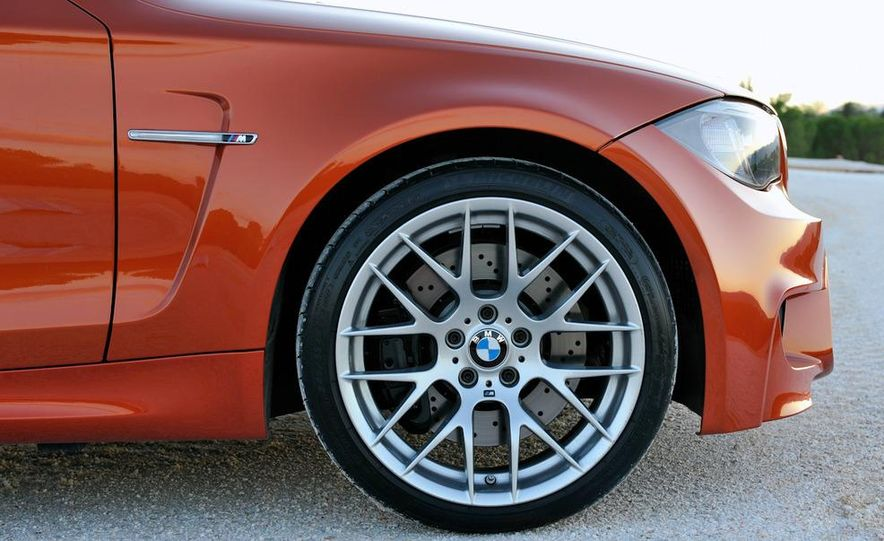 2011 BMW 1-series M coupe - Slide 52