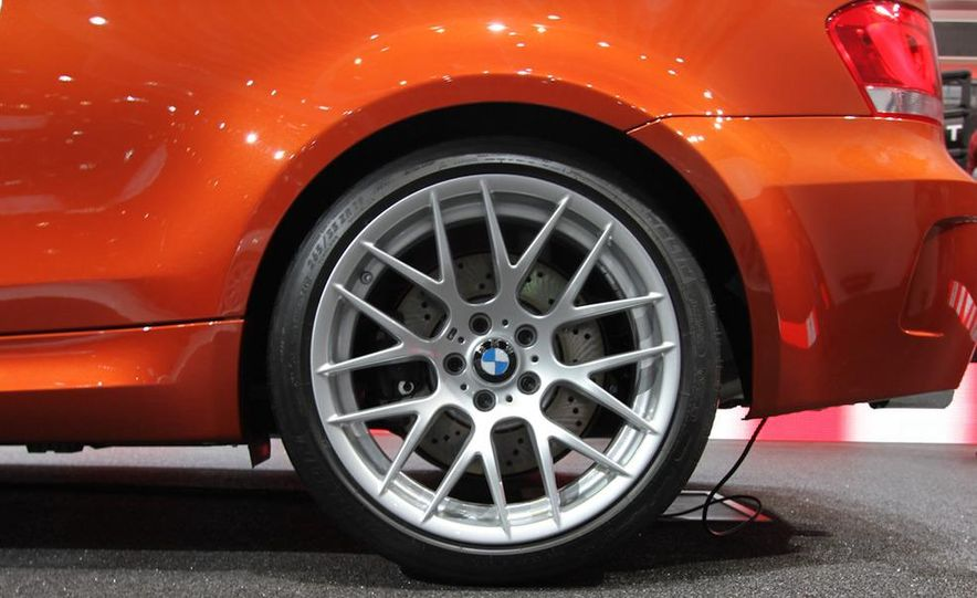 2011 BMW 1-series M coupe - Slide 13