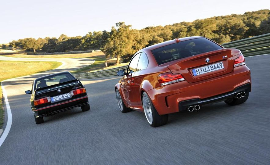 2011 BMW 1-series M coupe - Slide 49