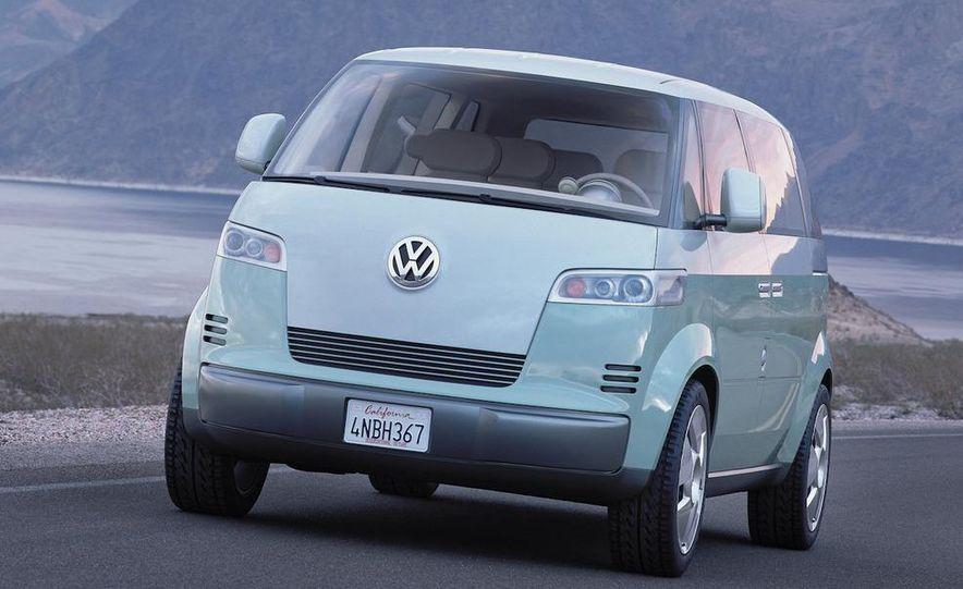 2014 Volkswagen Microbus (artist's rendering) - Slide 3