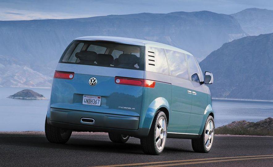 2014 Volkswagen Microbus (artist's rendering) - Slide 6
