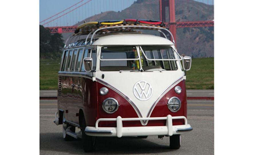 2014 Volkswagen Microbus (artist's rendering) - Slide 8