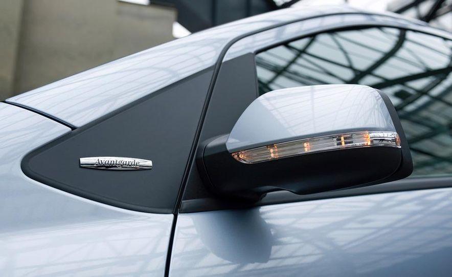 2013 Mercedes-Benz A-class (artist's rendering) - Slide 12