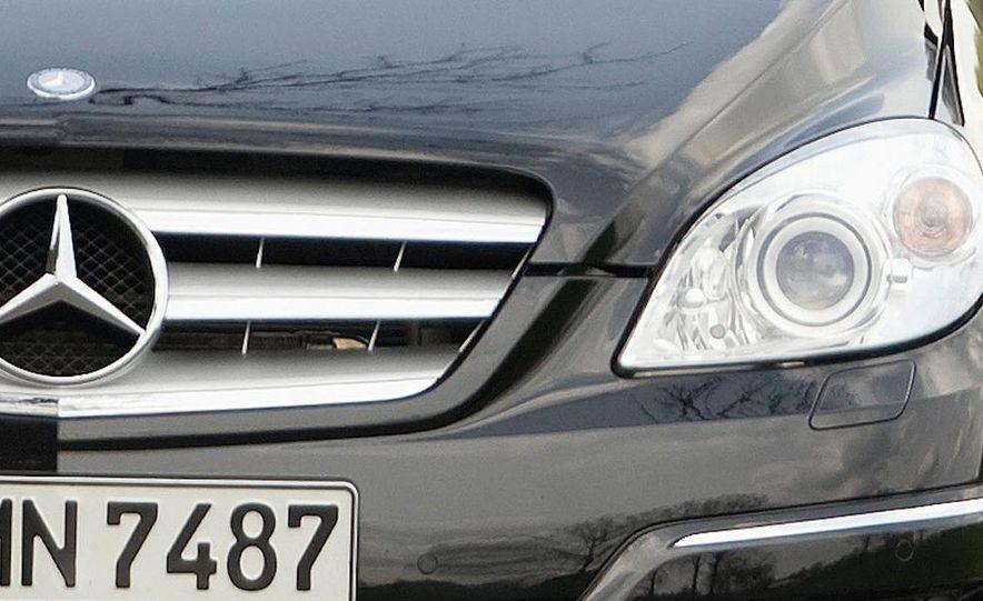 2013 Mercedes-Benz A-class (artist's rendering) - Slide 23