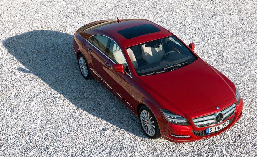 2013 Mercedes-Benz A-class (artist's rendering) - Slide 29