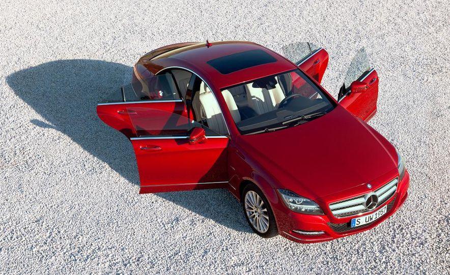 2013 Mercedes-Benz A-class (artist's rendering) - Slide 30