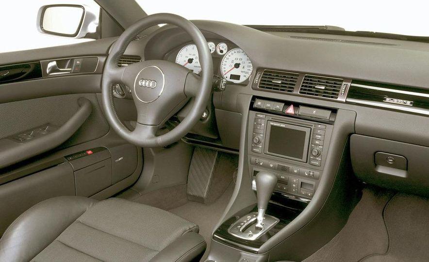 2001 Honda Accord sedan, BMW 5-series sedan, Honda S2000, Audi A6, Porsche Boxster S, Audi TT coupe, Ford Focus ZX3, Chrysler PT Cruiser, BMW 3-series convertible - Slide 18