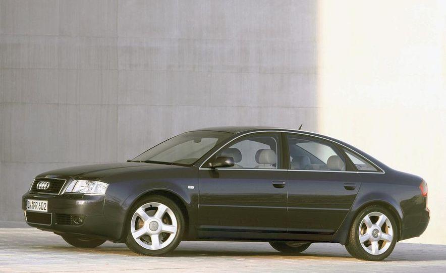 2001 Honda Accord sedan, BMW 5-series sedan, Honda S2000, Audi A6, Porsche Boxster S, Audi TT coupe, Ford Focus ZX3, Chrysler PT Cruiser, BMW 3-series convertible - Slide 12