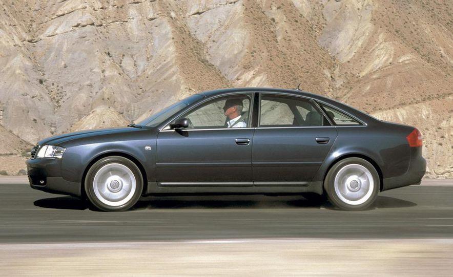 2001 Honda Accord sedan, BMW 5-series sedan, Honda S2000, Audi A6, Porsche Boxster S, Audi TT coupe, Ford Focus ZX3, Chrysler PT Cruiser, BMW 3-series convertible - Slide 15