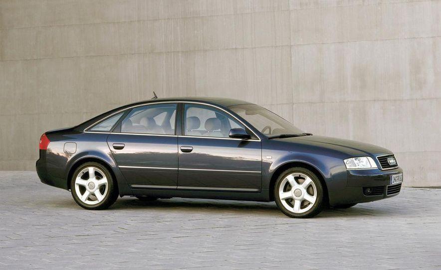 2001 Honda Accord sedan, BMW 5-series sedan, Honda S2000, Audi A6, Porsche Boxster S, Audi TT coupe, Ford Focus ZX3, Chrysler PT Cruiser, BMW 3-series convertible - Slide 17