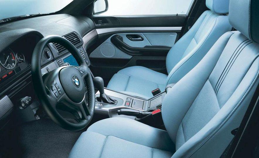 2001 Honda Accord sedan, BMW 5-series sedan, Honda S2000, Audi A6, Porsche Boxster S, Audi TT coupe, Ford Focus ZX3, Chrysler PT Cruiser, BMW 3-series convertible - Slide 27