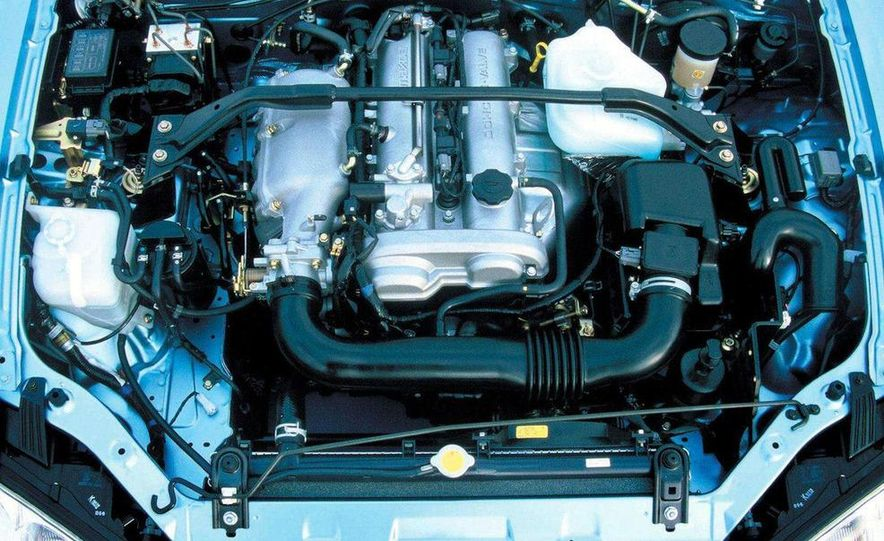 2001 Honda Accord sedan, BMW 5-series sedan, Honda S2000, Audi A6, Porsche Boxster S, Audi TT coupe, Ford Focus ZX3, Chrysler PT Cruiser, BMW 3-series convertible - Slide 59