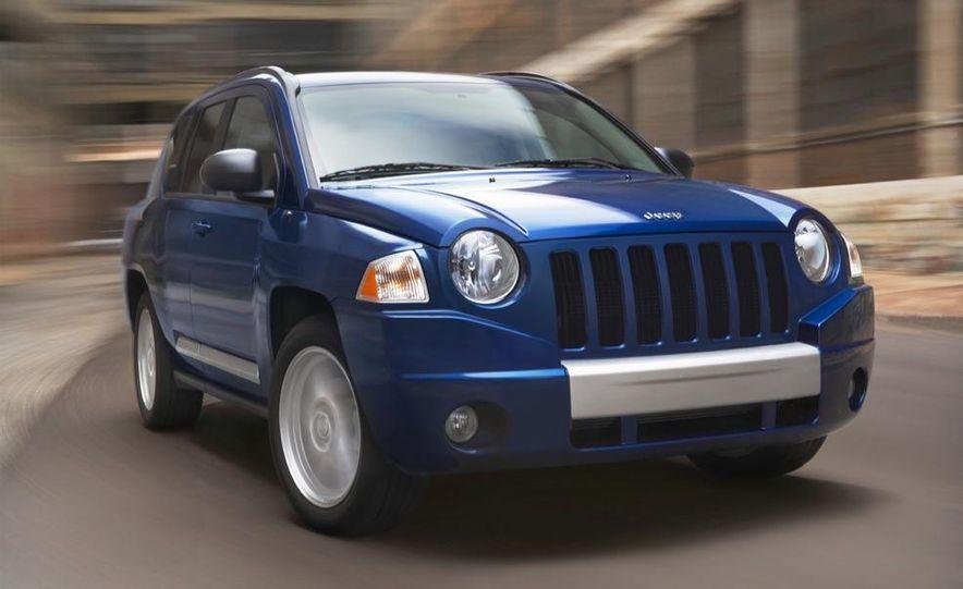 2011 Jeep Compass - Slide 26