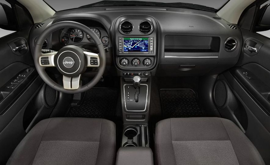 2011 Jeep Compass - Slide 22