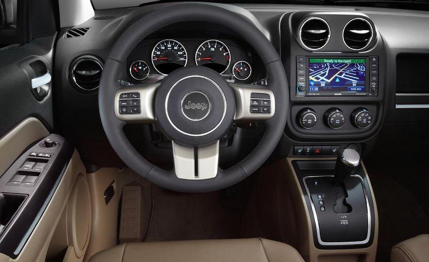 2011 Jeep Compass - Slide 23
