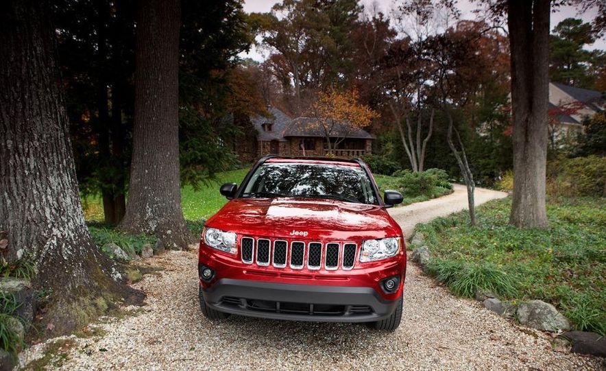 2011 Jeep Compass - Slide 9