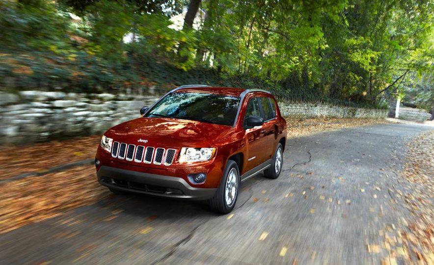 2011 Jeep Compass - Slide 11