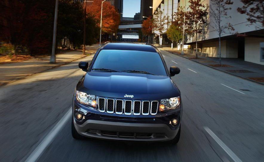 2011 Jeep Compass - Slide 15