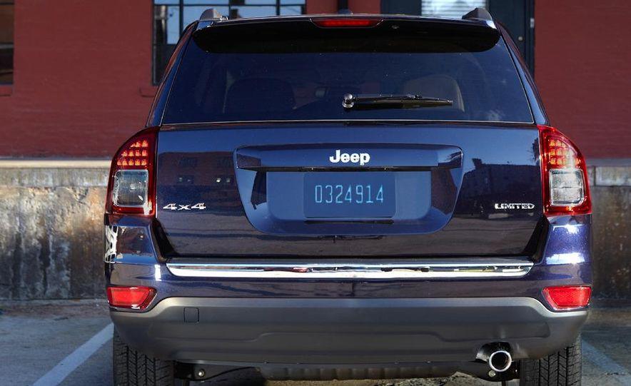 2011 Jeep Compass - Slide 18