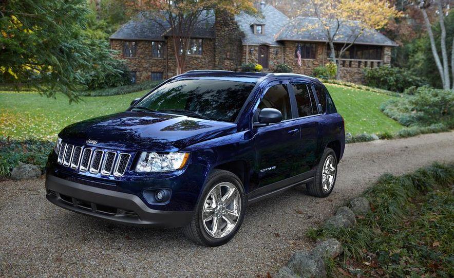 2011 Jeep Compass - Slide 20