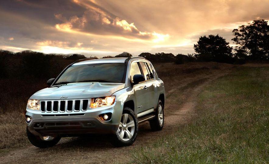 2011 Jeep Compass - Slide 12