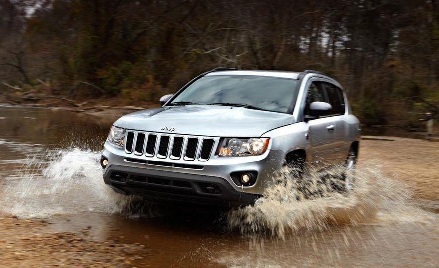 2011 Jeep Compass - Slide 14