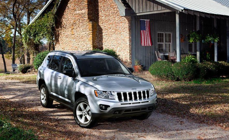 2011 Jeep Compass - Slide 19