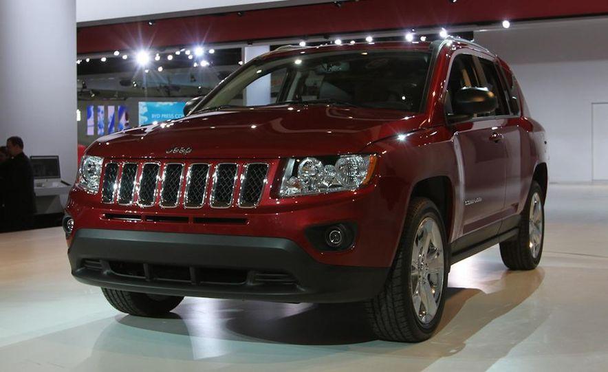 2011 Jeep Compass - Slide 6