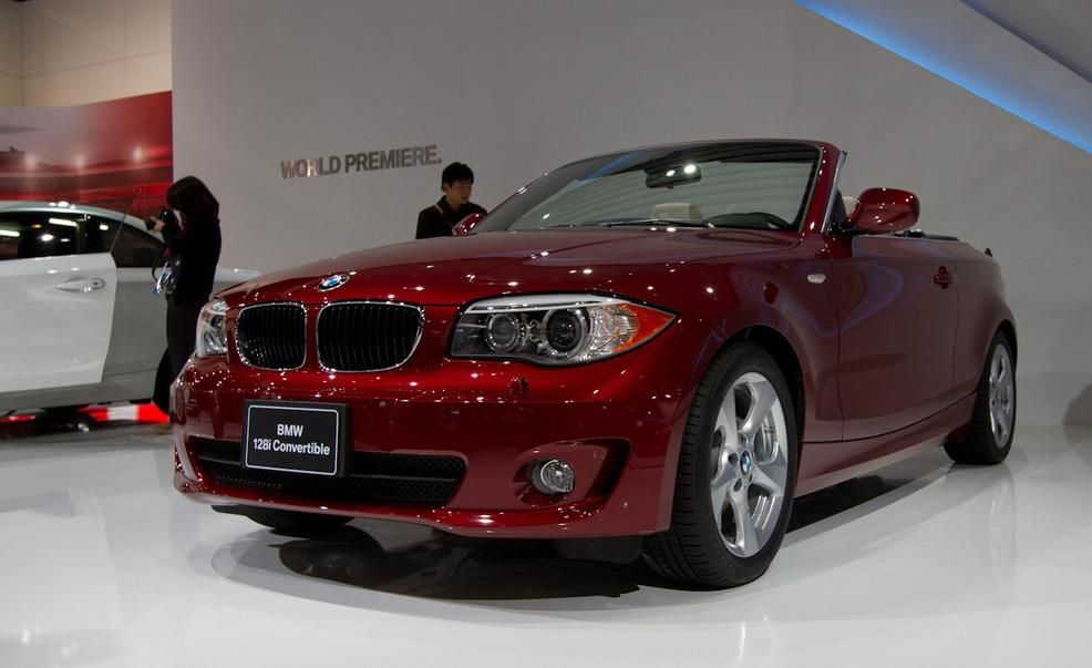 BMW Series Coupe And Convertible Updates BMW Series News - 2012 bmw 128i convertible