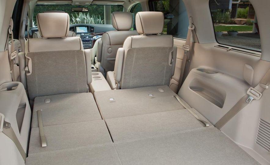 2011 Nissan Quest - Slide 22