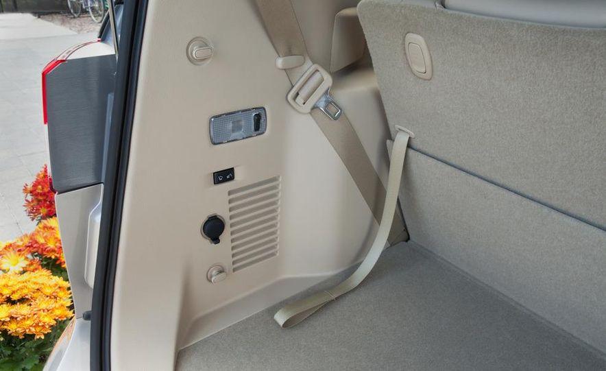 2011 Nissan Quest - Slide 30