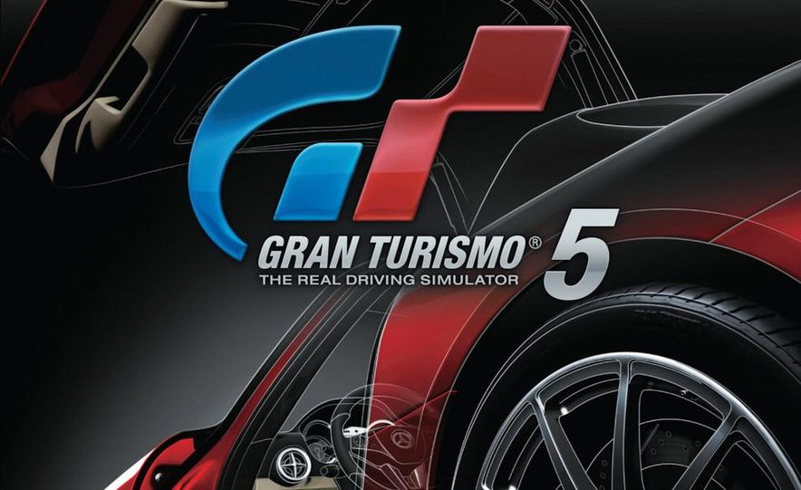 Gran Turismo 5 - Slide 1