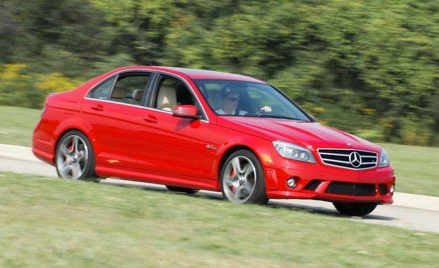 2012 Mercedes-Benz C-class - Slide 32