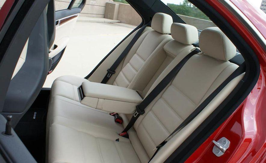 2012 Mercedes-Benz C-class - Slide 41