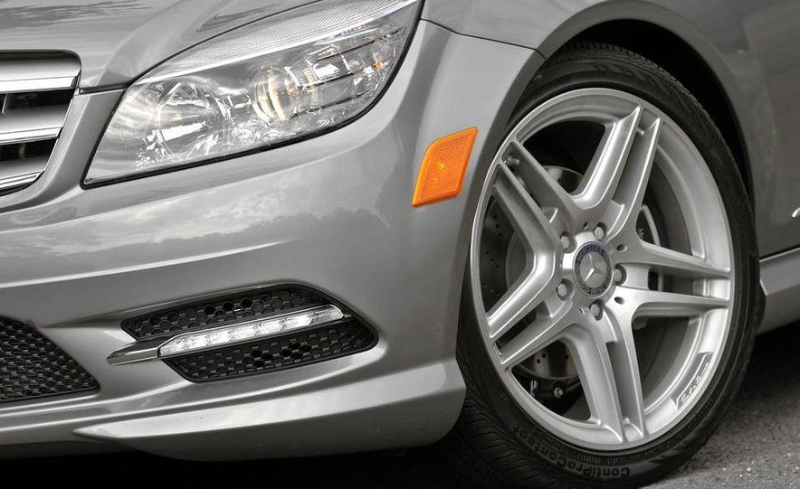 2012 Mercedes-Benz C-class - Slide 21