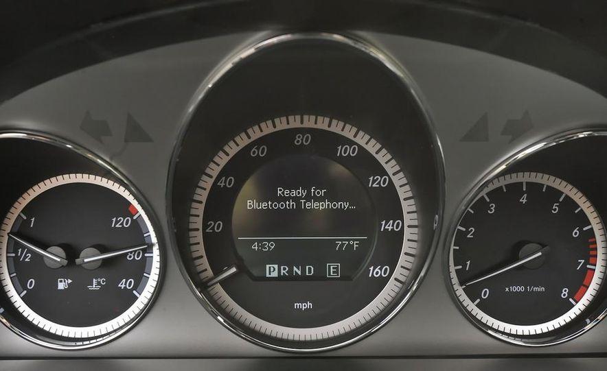2012 Mercedes-Benz C-class - Slide 26