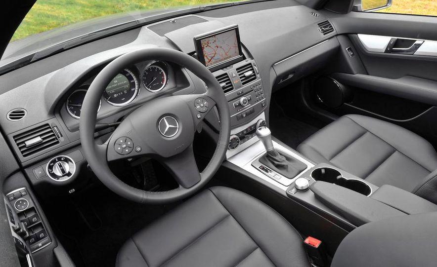 2012 Mercedes-Benz C-class - Slide 23