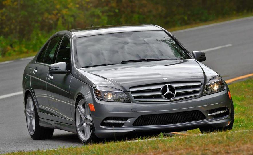 2012 Mercedes-Benz C-class - Slide 16