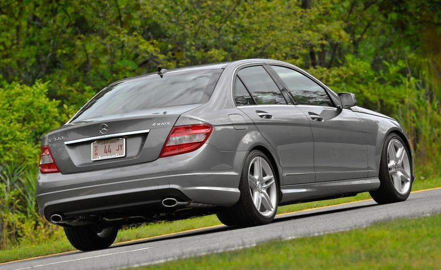 2012 Mercedes-Benz C-class - Slide 18