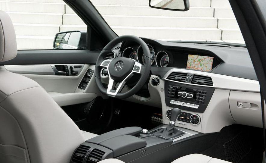 2012 Mercedes-Benz C-class - Slide 11